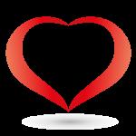 آیکون قلب (۶)