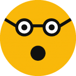 flashed-black-emoticon-face-with-circular-sunglasses
