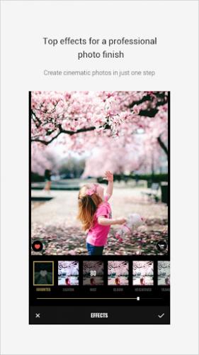 اپلیکیشن ویرایش عکس فوق العاده فوتور برای اندروید