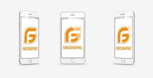 دانلود فایل لایه باز مجموعه موکاپ iPhone 6 Plus متنوع و زیبا