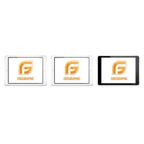 دانلود فایل لایه باز مجموعه موکاپ 2 Pad Air متنوع و زیبا