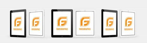 دانلود فایل لایه باز مجموعه موکاپ Pad با کیفیت فوق العاده