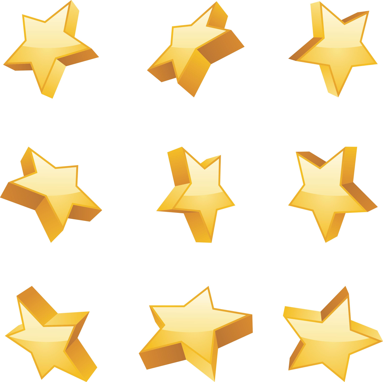 وکتور ستاره