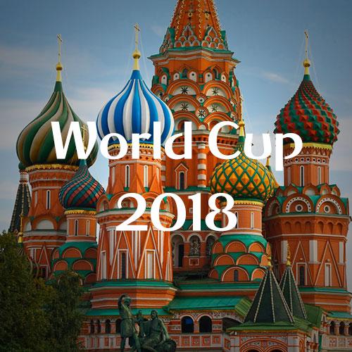 فونت جام جهانی 2018