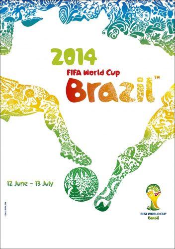 فونت جام جهانی ۲۰۱۴