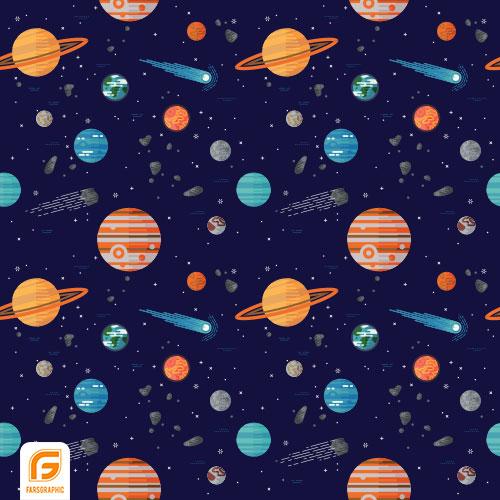 پترن اکتشافات فضایی
