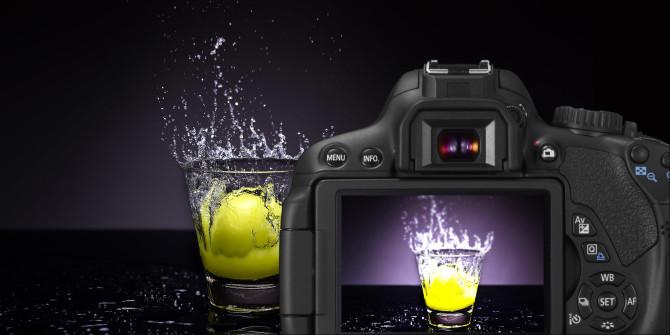 سرعت شاتر در عکاسی