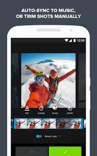 اپلیکیشن Quik Free Video Editor for photos